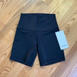 """lululemon athletica Shorts - NWT Lululemon Black Align Shorts 6"""""""